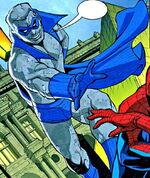 Paul Duval (Earth-9411) Spectacular Spider-Man (UK) Vol 1 158