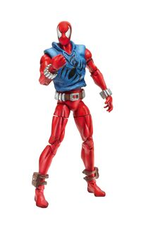 Peter Parker (Benjamin Reilly) (Earth-616) from Marvel Universe (Toys) Series 3 Wave XIV 0001