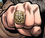 Ring of Zona from Symbiote Spider-Man Alien Reality Vol 1 2 001