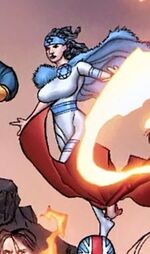 Ruth Bat-Seraph (Earth-98193) from What If X-Men Deadly Genesis Vol 1 1 0001