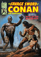 Savage Sword of Conan Vol 1 22