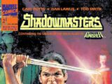 Shadowmasters Vol 1 2