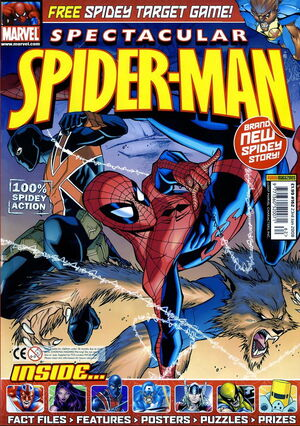 Spectacular Spider-Man (UK) Vol 1 162