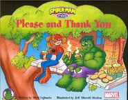 Spider-Man & Friends Please and Thank You Vol 1 1 0001