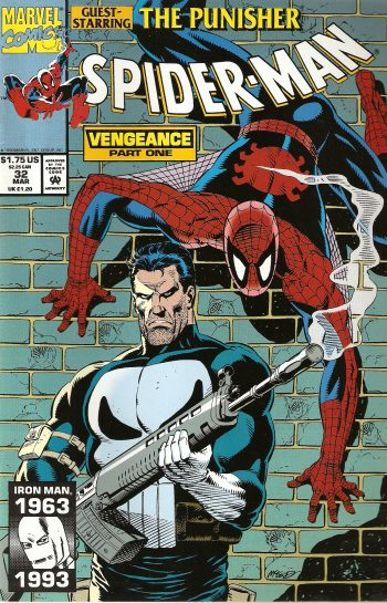 Man 32 Indicted In Alleged Misconduct With 14 Year Old: Spider-Man Vol 1 32