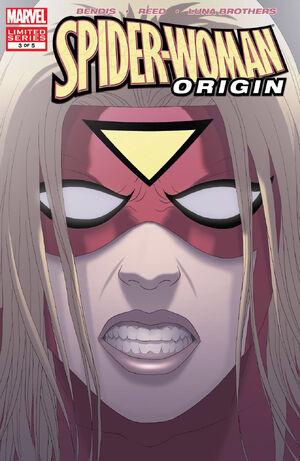 Spider-Woman Origin Vol 1 3