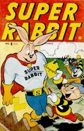 Super Rabbit Comics Vol 1 8