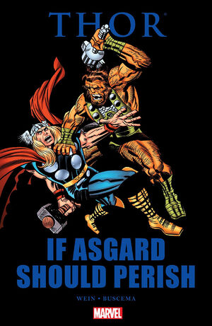 Thor If Asgard Should Fall Vol 1 1