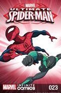 Ultimate Spider-Man Infinite Comic Vol 1 23