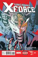 Uncanny X-Force Vol 2 17