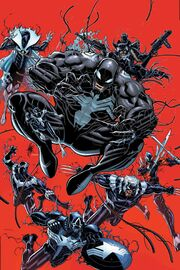 Venomverse Vol 1 1 Virgin Variant