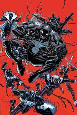 Venomverse Vol 1 1 Virgin Variant