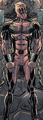 Wade Wilson (Earth-TRN783) from Deadpool's Art of War Vol 1 2