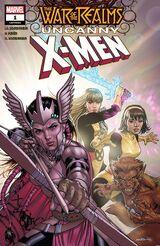 War of the Realms: Uncanny X-Men Vol 1 1