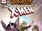 War of the Realms: Uncanny X-Men Vol 1 1