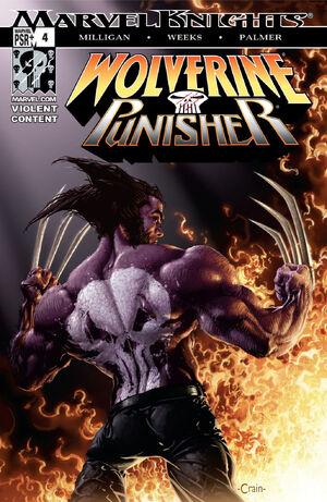 Wolverine Punisher Vol 1 4