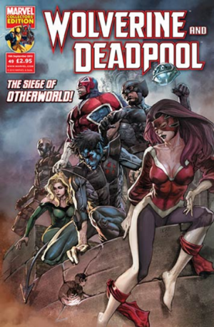 Wolverine and Deadpool Vol 2 49