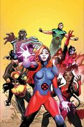X-Men Red Vol 1 1 Asrar Variant Textless