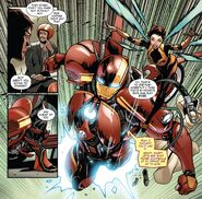 Anthony Stark (Earth-616) and Janet Van Dyne (Earth-616) from Tony Stark Iron Man Vol 1 4 003