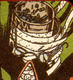 Cain (Earth-616) from Civil War Battle Damage Report Vol 1 1 001