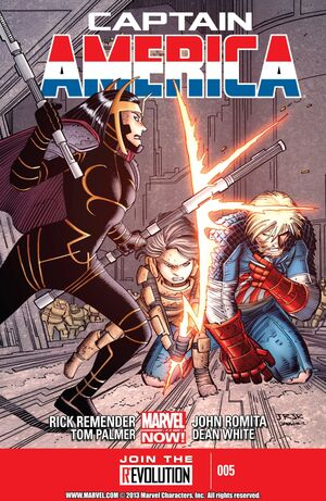 Captain America Vol 7 5