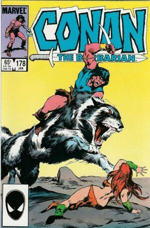 Conan the Barbarian Vol 1 178