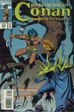 Conan the Barbarian Vol 1 272