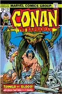 Conan the Barbarian Vol 1 43