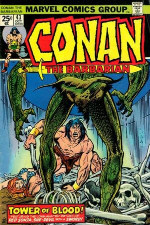 Conan the Barbarian Vol 1 43