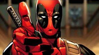 Deadpool 6 Cover Recap - Marvel AR