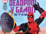 Deadpool v Gambit Vol 1 3