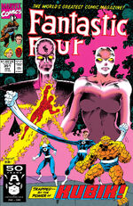 Fantastic Four Vol 1 351