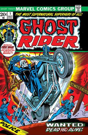 Ghost Rider Vol 2 1
