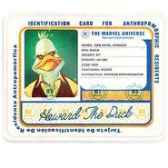 Howard the Duck Vol 6 1 Hip-Hop Variant Textless