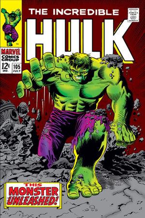 Incredible Hulk Vol 1 105
