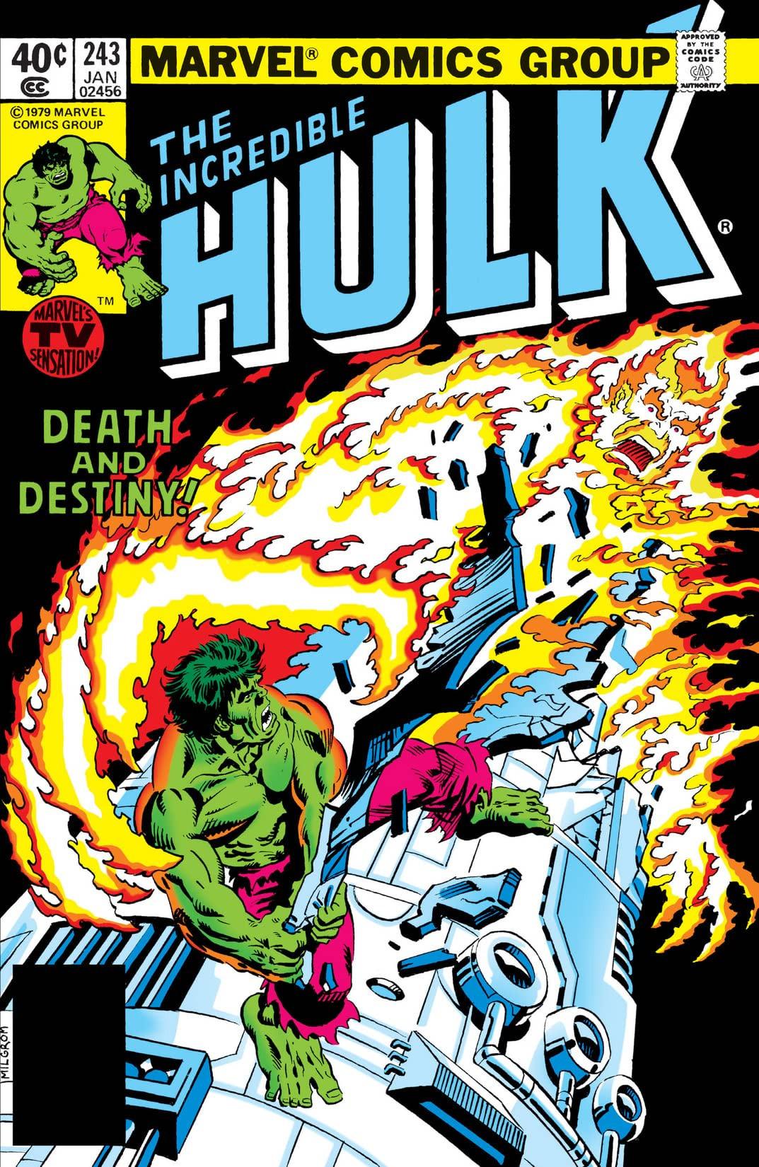 Incredible Hulk Vol 1 243