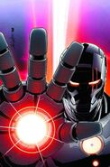 Iron Man 2.0 Vol 1 9 Textless
