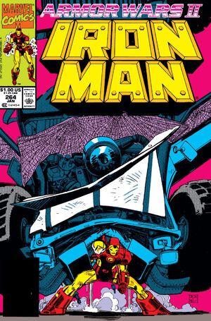 Iron Man Vol 1 264