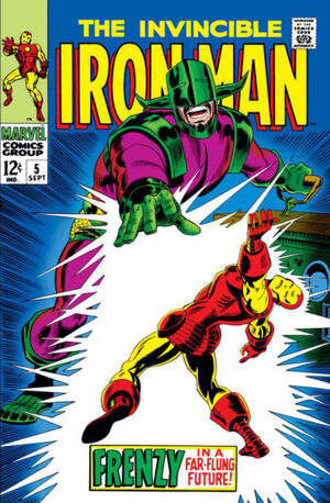 Iron Man Vol 1 5
