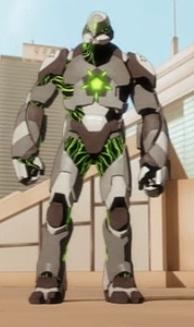 Justin Hammer (Earth-904913) from Iron Man Armored Adventures Season 2 13 0001