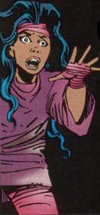 Karima (Earth-616) from X-Men Unlimited Vol 1 7 0001