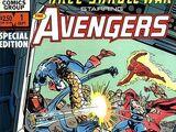 Kree-Skrull War Starring the Avengers Vol 1