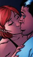 Madeline Berry (Earth-616) and Brandon Sharpe (Earth-616) from Avengers Academy Vol 1 5 0001