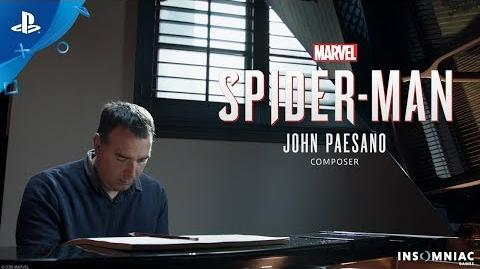 Marvel's Spider-Man – Composing the Music for Be Greater Trailer with John Paesano PS4