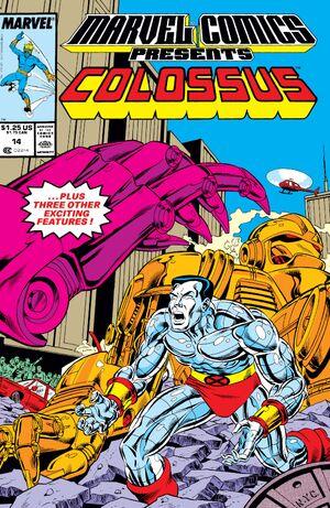 Marvel Comics Presents Vol 1 14