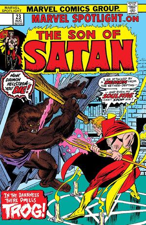 Marvel Spotlight Vol 1 23