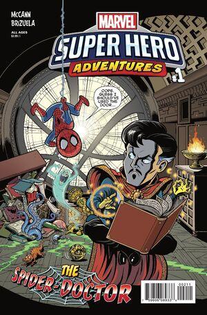 Marvel Super Hero Adventures The Spider-Doctor Vol 1 1