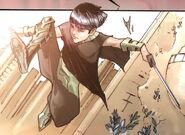 Maximus (Earth-616) as a child from Women of Marvel Vol 1 1