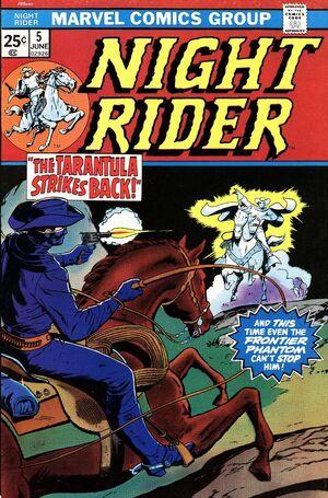 Night Rider Vol 1 5