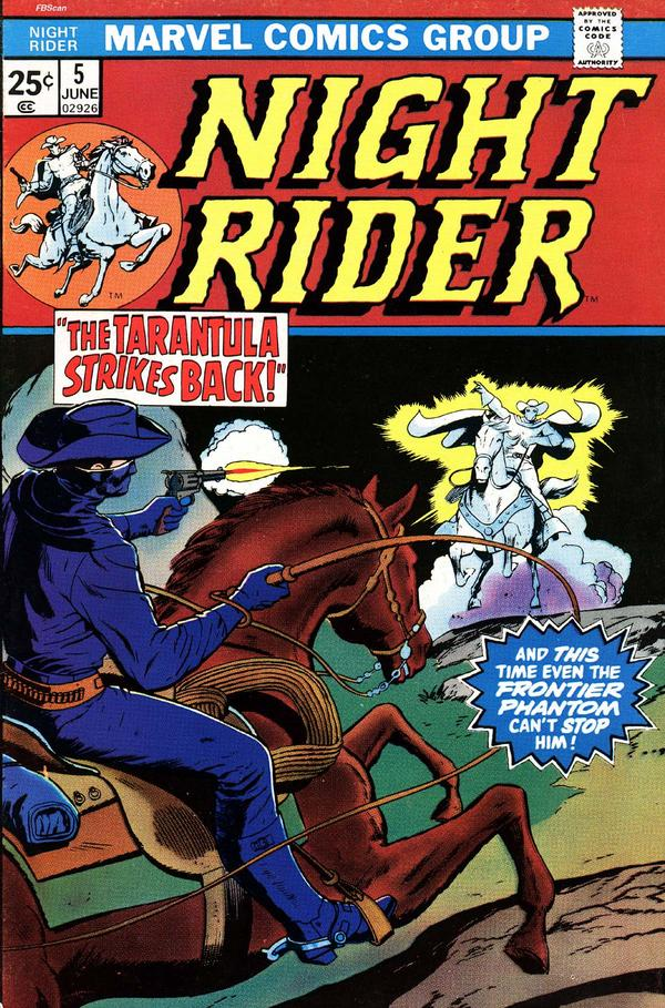 Night Rider Vol 1 5 | Marvel Database | FANDOM powered by Wikia